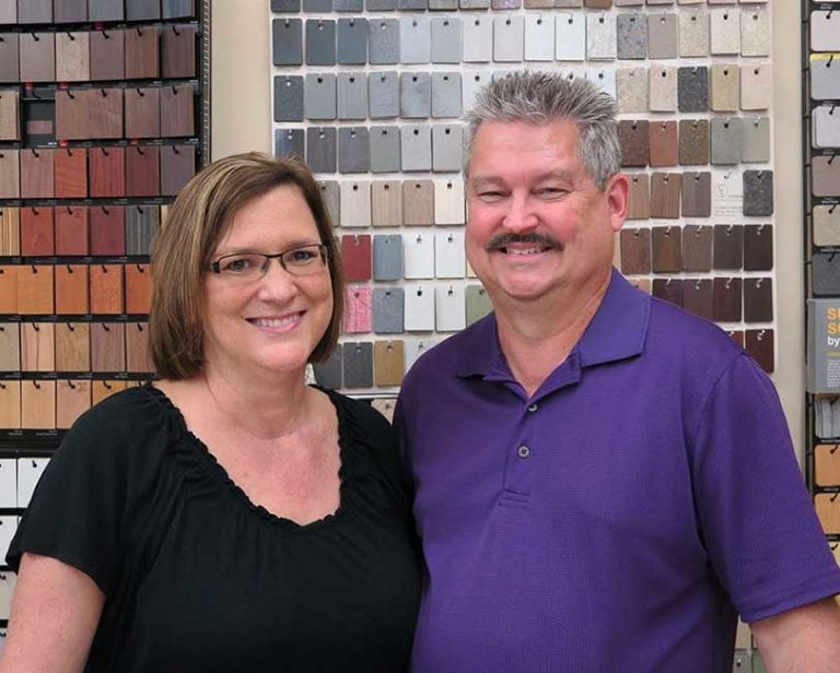 Drs. John and Cindy McQuillen Dental Office Design