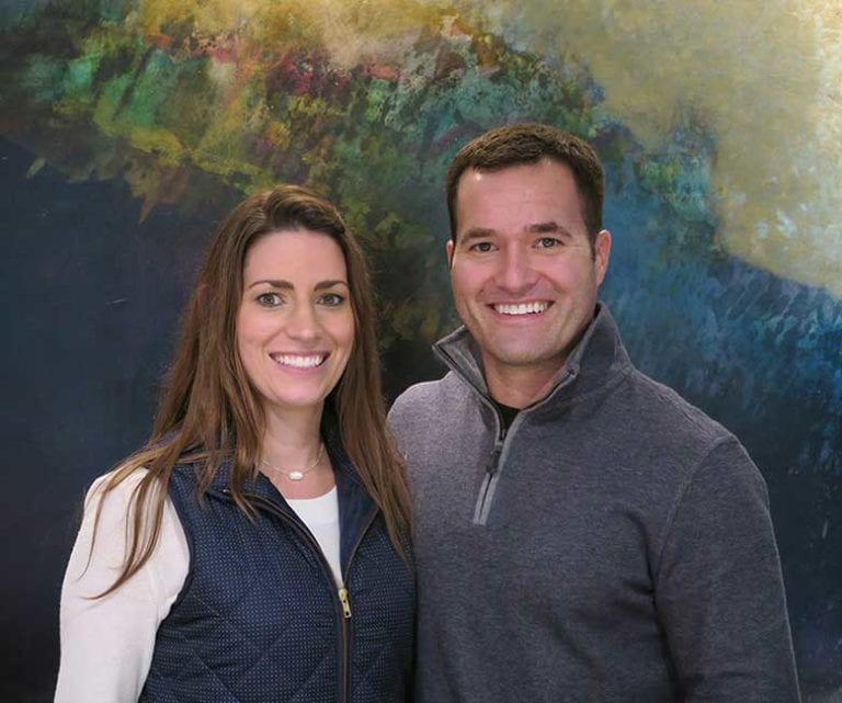 Dr. Steven and Katie O'Neal