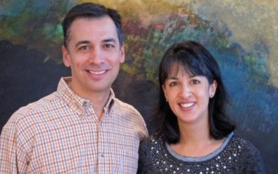 Dr. Chad Elkin and Dr. Carrie Ann Elkin