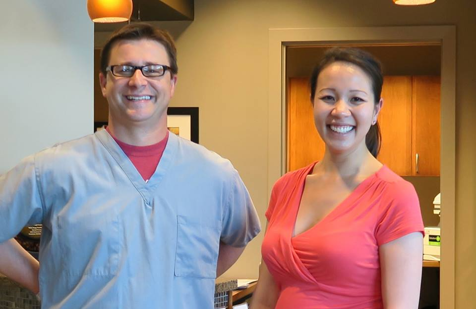 Drs. John Rutledge and Hoang-Oanh Le Dental Office Design
