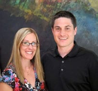 Drs. Mikala and Chad Hope Dental Office Design