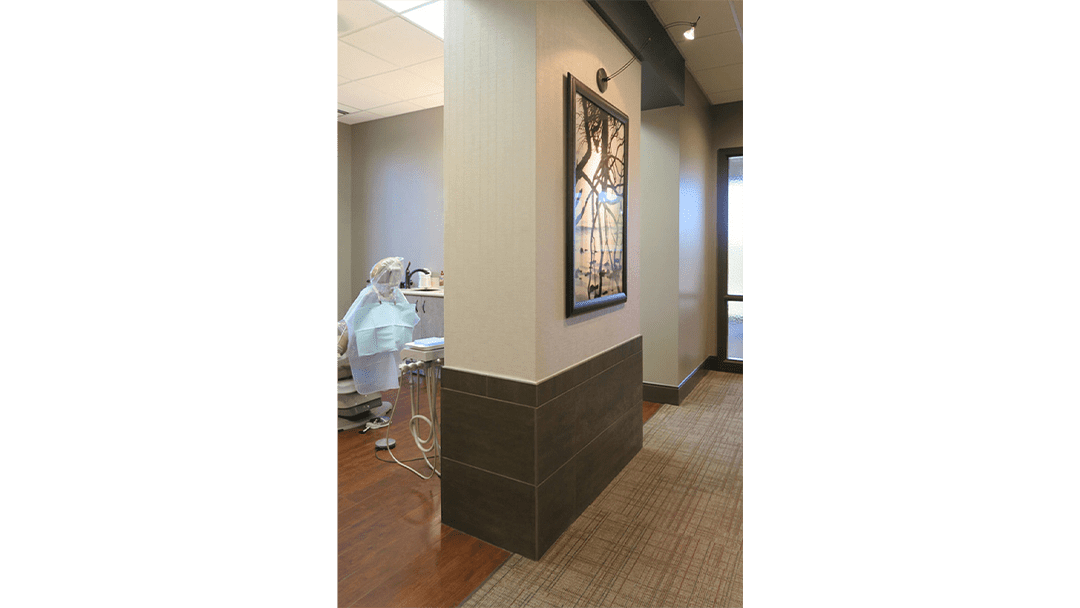 Dr. Baier Dental Office Design