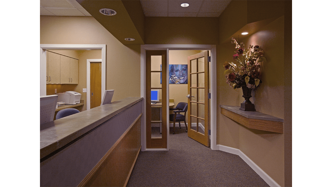 Dr. Cha Dental Office Design, Reappointing