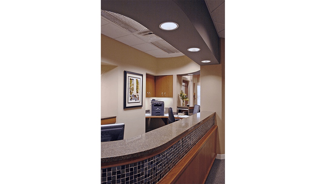 Dr. Glenn Oral Surgery Dental Office Design Reappointing