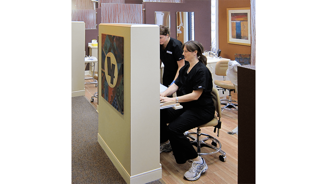 Dr. Hohl Orthodontic Dental Office Design Treatment