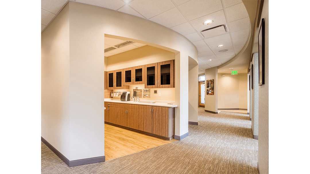 Dr. Lee Periodontic Dental Office Design, Sterilization