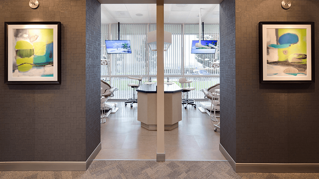 Dr. Lofthus Periodontic Dental Office Design
