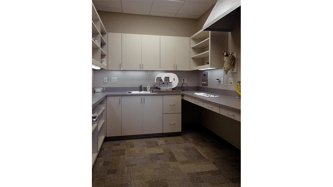 Dr. Rallis Orthodontic Dental Office Design, Lab