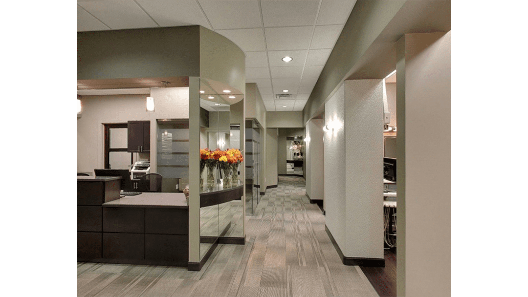 Drs. Gordon & Gordon Dental Office Design