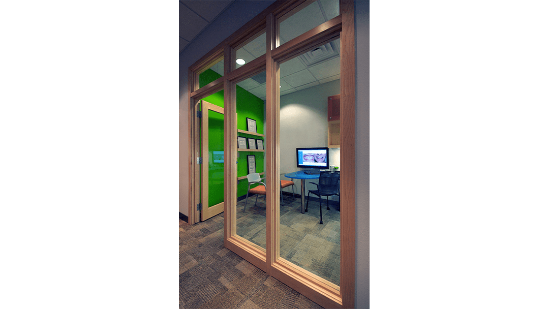 Drs. Kieffer & Kiefer Dental Office Design, Consult 1