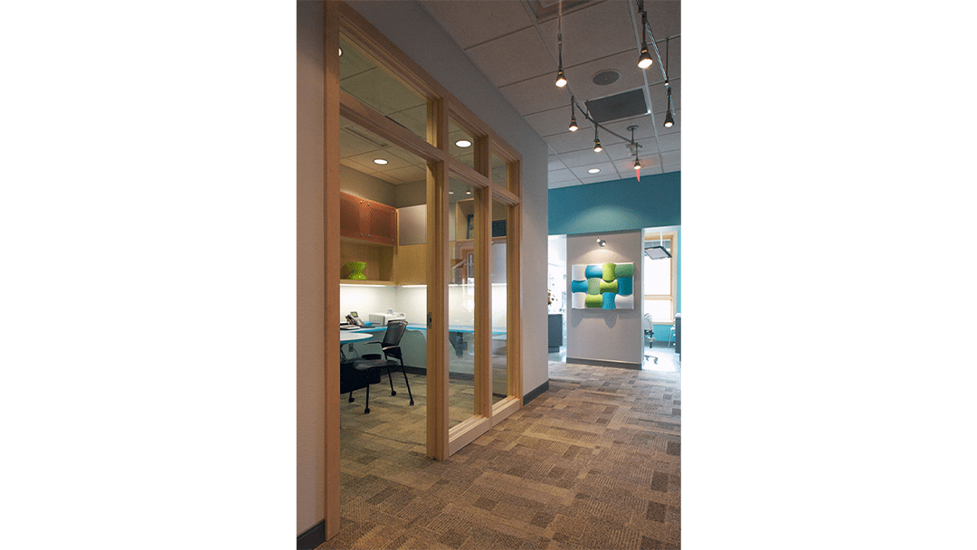 Drs. Kieffer & Kiefer Dental Office Design, Consult