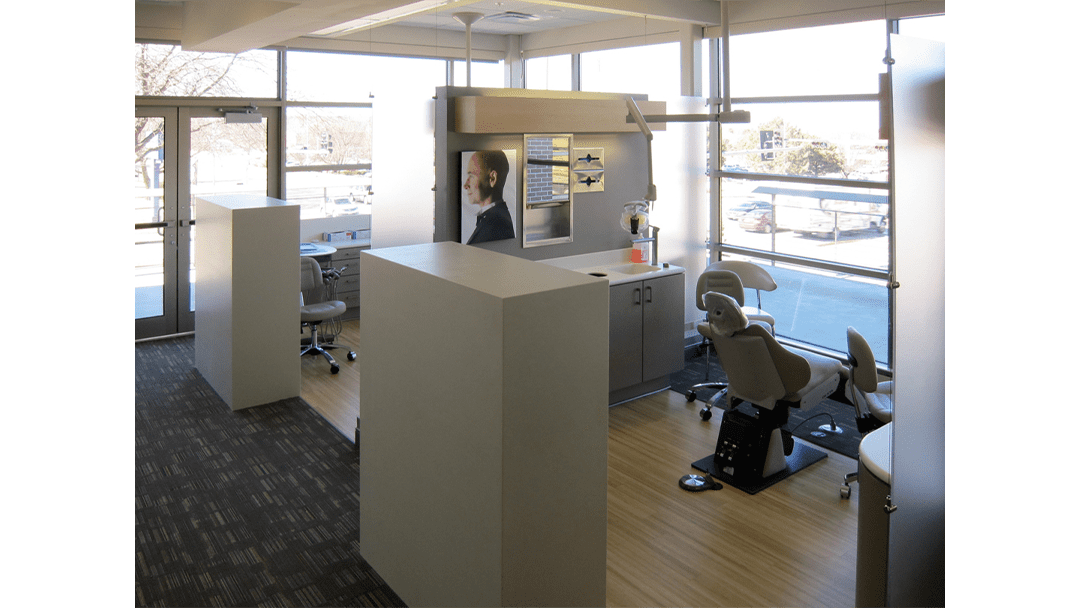 Genesis Orthodontics Dental Office Design Bay