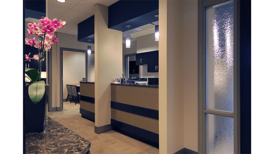 Pioneer Periodontics Office Design, Reappointing #1