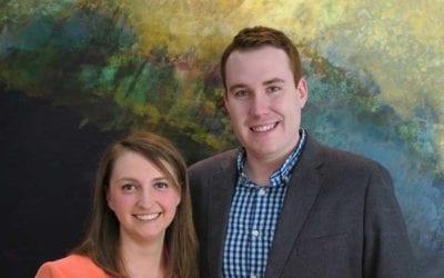 Drs. Jessica & Doug Backinger