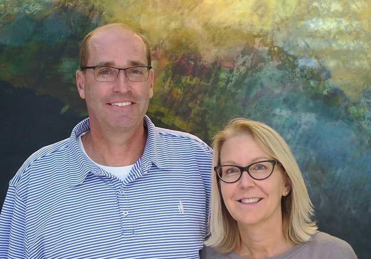 Dr. Katherine and Carl Thomas