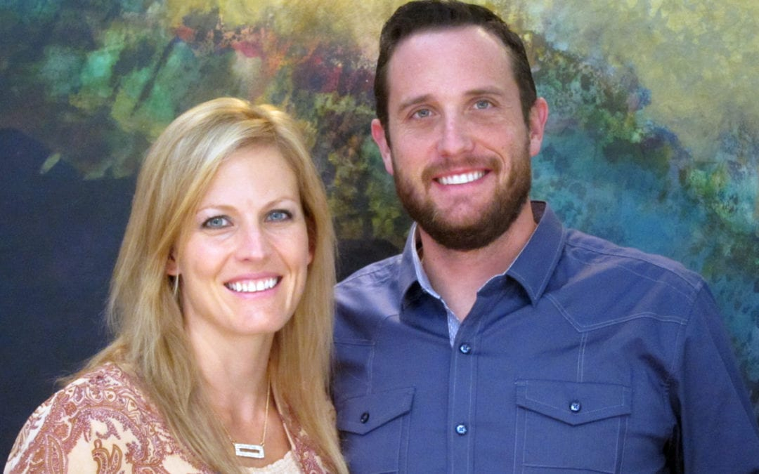 Dr. Brian and Jane Tuttle