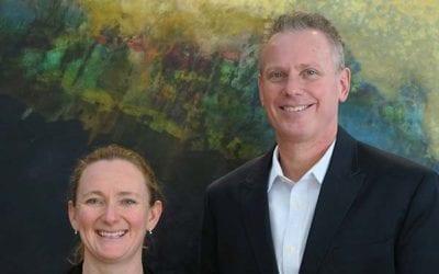 Dr. Steven Davenport and Dr. Emily Kaiser
