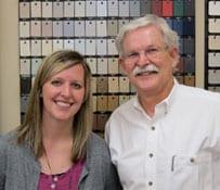 Dr. Lizel Katzberg and Dr. Robert Glenn