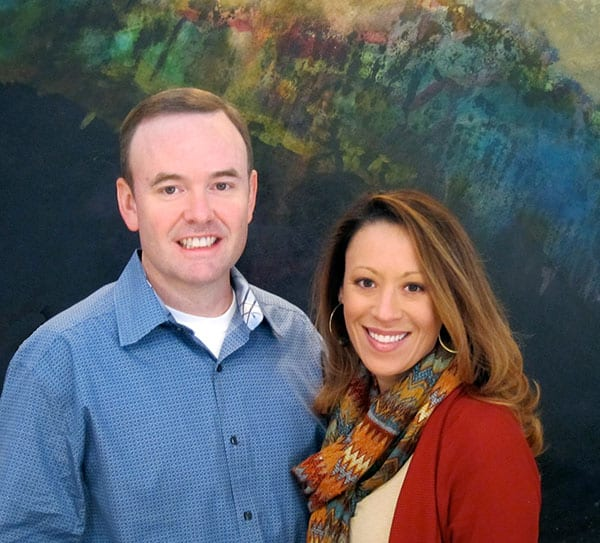 Dr. Kerry Johnson and Dr. Sandra Johnson