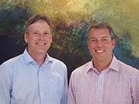Dr. Daniel Lill and Dr. Damon DeArment