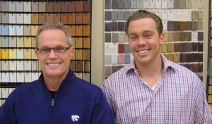 Dr. John and Dr. Philip Gordon