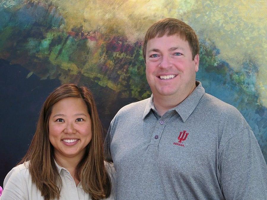 Drs. Scott and Linda Powers