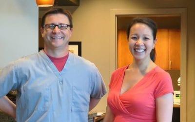Drs. John Rutledge and Hoang-Oanh Le