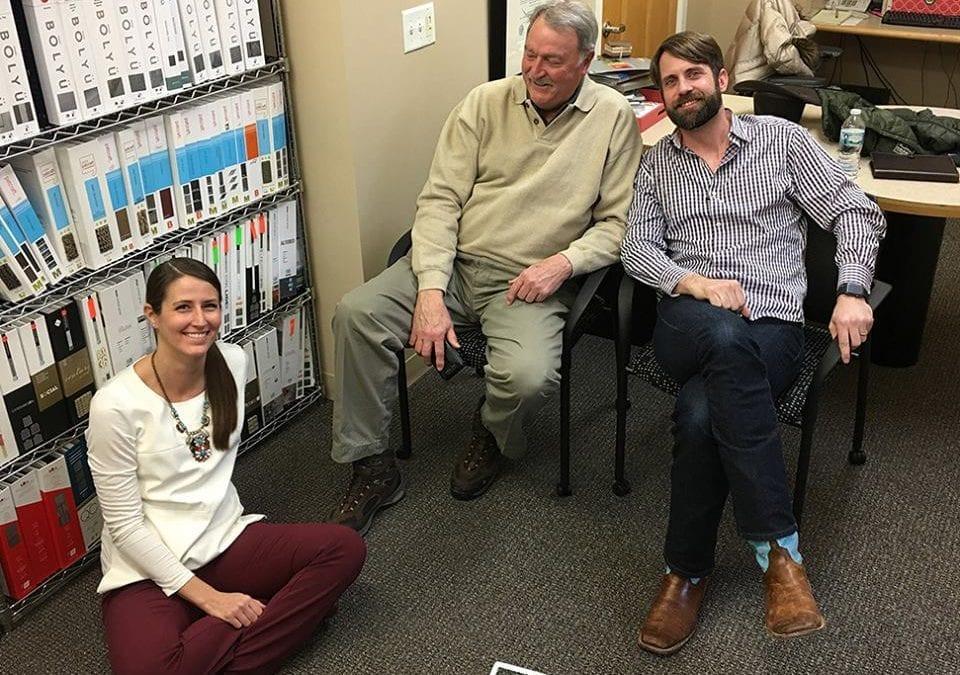 Dr. Steve Baldwin & Dr. Kyle Benton Dental Office Design
