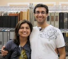 Dr. Vijeyta Bhatia and Dr. Sumit Bhatia