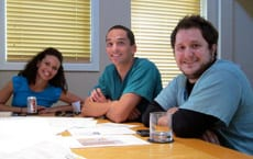 Dr. Justin Villafane and Dr. Nathan McConnell