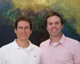 Dr. Adam Crow and Dr. Charles Hooper
